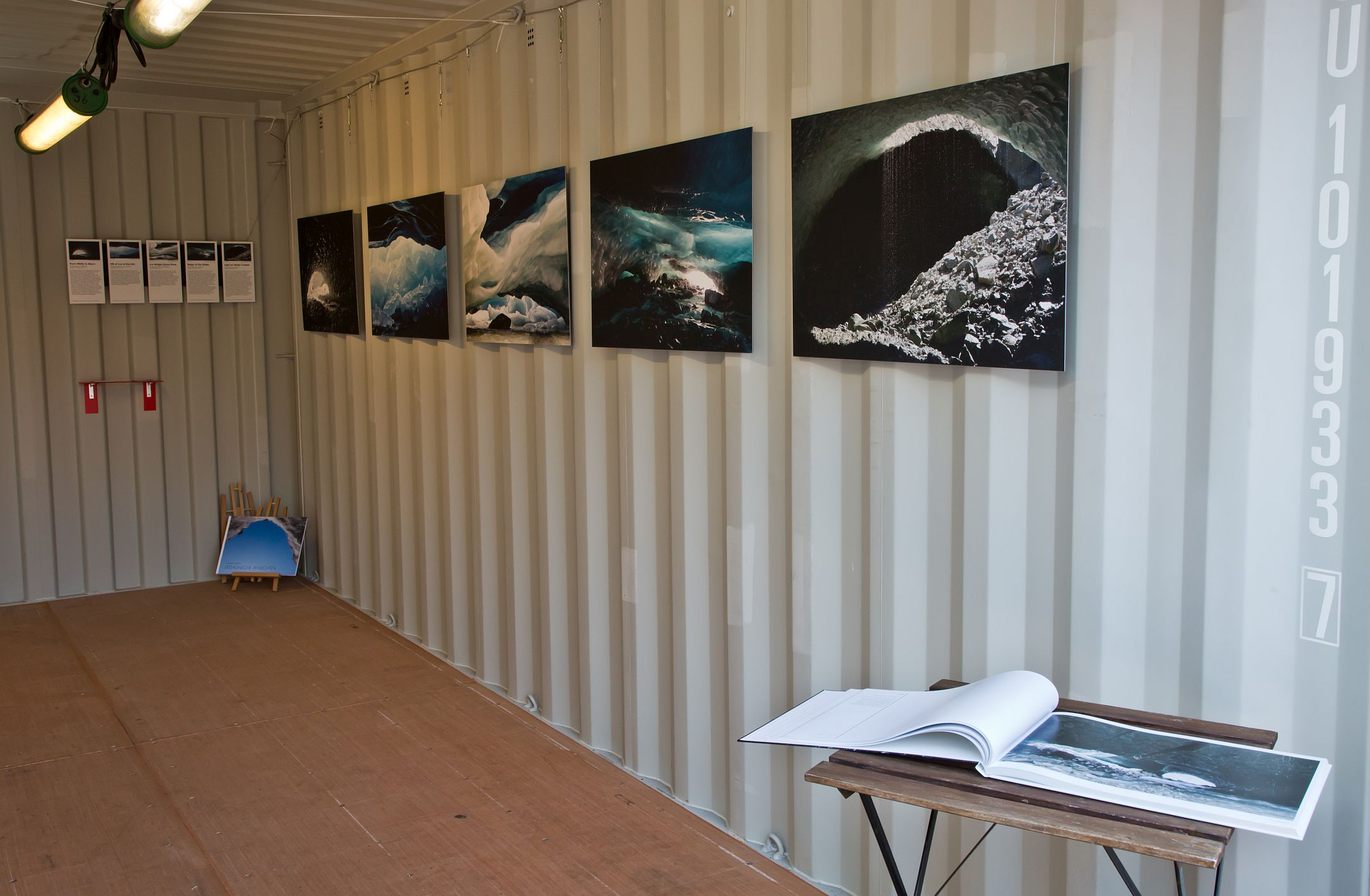 Rotterdam Photo Festival 2020 at Deliplein in the Katendrecht district. Pictures of Hanspeter Schachtler.
